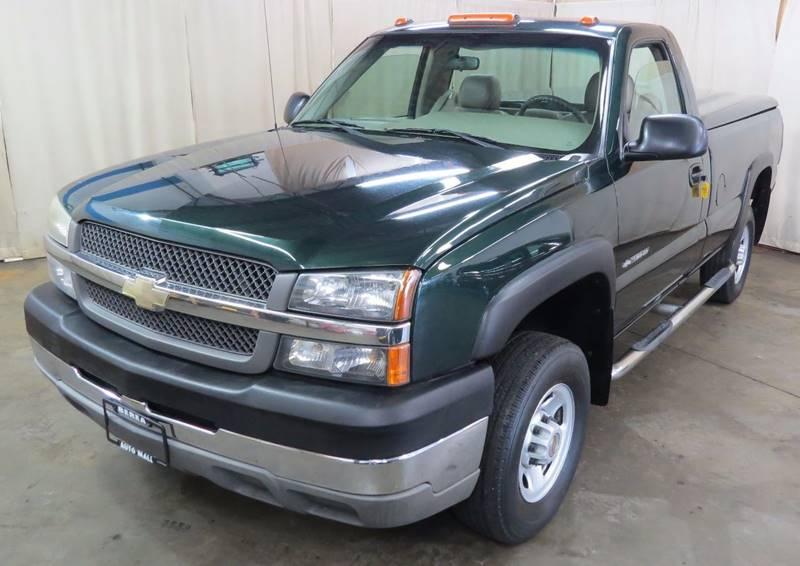 2004 Chevrolet Silverado 2500HD 2500 HD