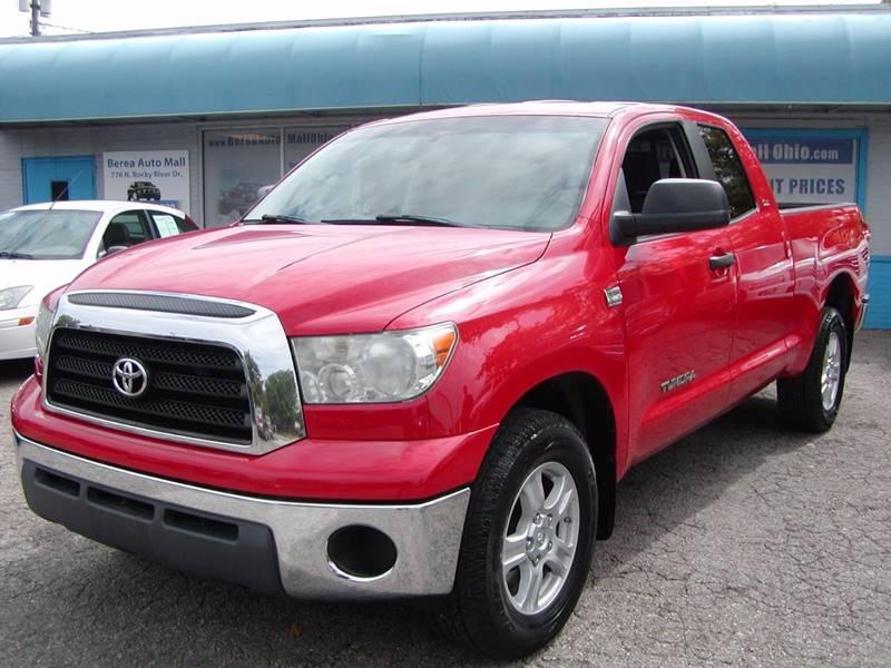 2007 Toyota Tundra SR5 4dr Double Cab SB (4.7L V8)