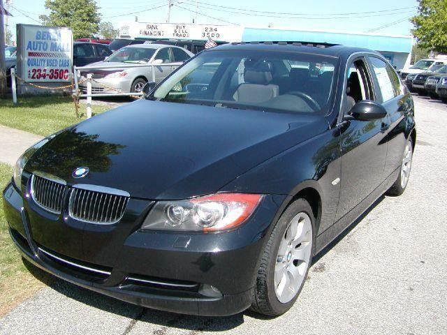2008 BMW 3 Series 335xi AWD 4dr Sedan