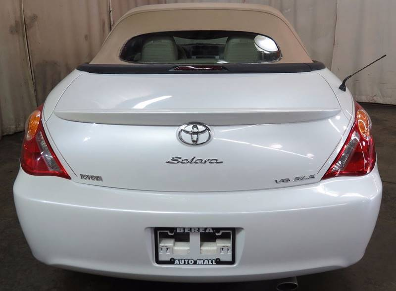 2004 Toyota Camry Solara SLE V6 2dr Convertible in Berea