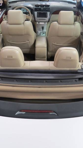 2004 Toyota Camry Solara SLE V6 2dr Convertible for sale at Berea Auto Mall