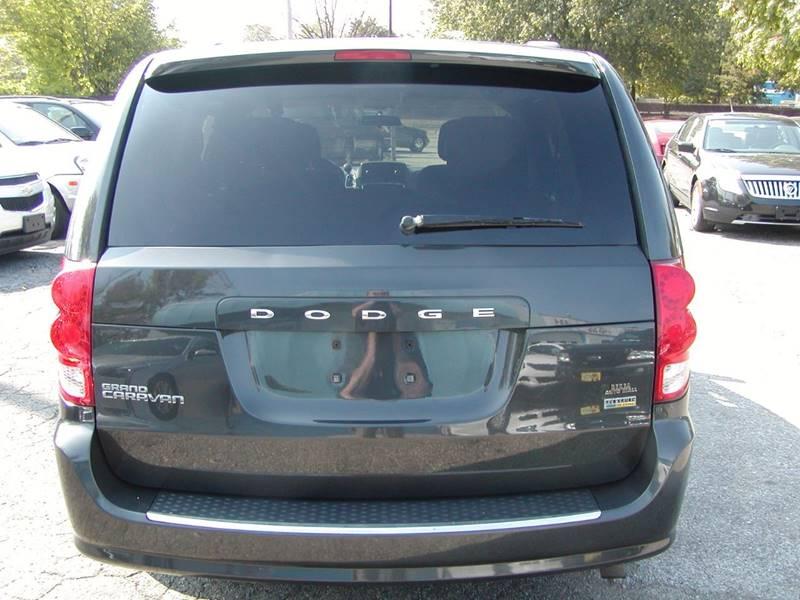 2012 Dodge Grand Caravan SXT 4dr Mini Van in Berea