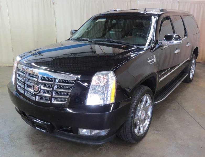 2009 Cadillac Escalade ESV Base AWD 4dr SUV w/V8 Ultra Luxury Collection