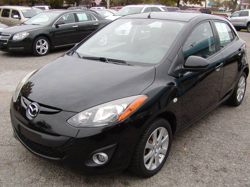 2011 Mazda MAZDA2 Sport 4dr Hatchback 4A for sale at Berea Auto Mall