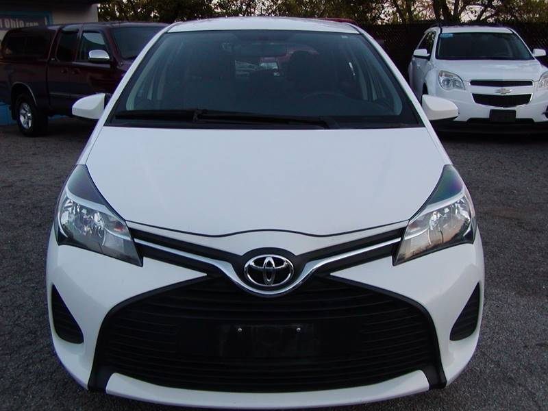 2015 Toyota Yaris 5 Door L 4dr Hatchback for sale at Berea Auto Mall