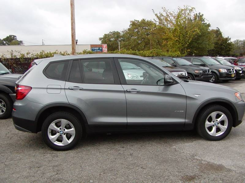 2011 BMW X3 xDrive28i AWD 4dr SUV for sale at Berea Auto Mall