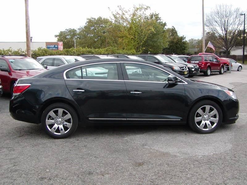 2012 Buick LaCrosse Premium 1 AWD 4dr Sedan in Berea