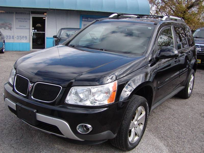 2006 Pontiac Torrent Base 4dr SUV