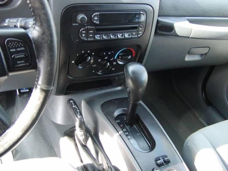 2006 Jeep Liberty Sport 4dr SUV 4WD for sale at Berea Auto Mall