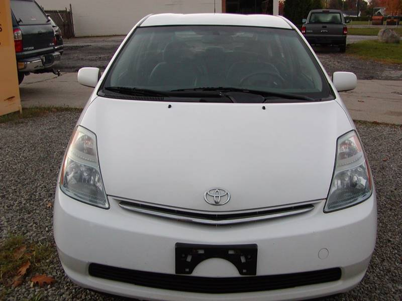 2008 Toyota Prius Standard 4dr Hatchback for sale at Berea Auto Mall