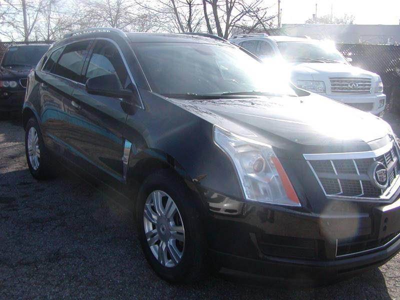 2011 Cadillac SRX Luxury Collection AWD 4dr SUV in Berea
