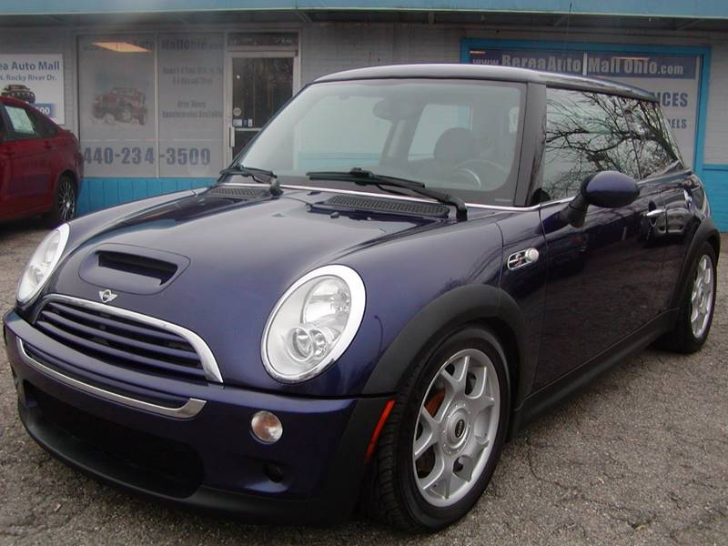 2006 MINI Cooper S 2dr Hatchback