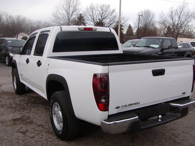 2006 Chevrolet Colorado LT 4dr Crew Cab 4WD SB in Berea