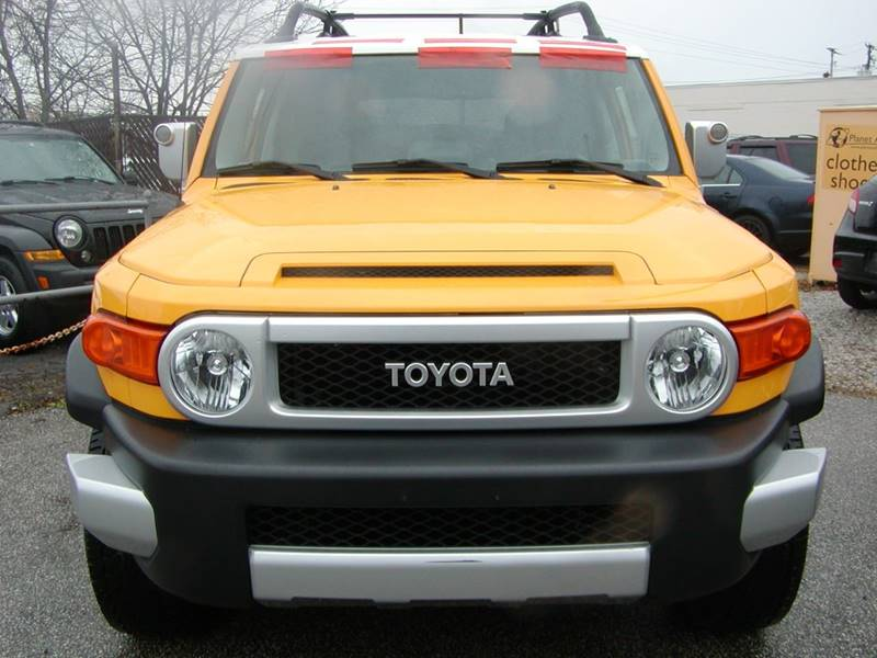 2009 Toyota FJ Cruiser Base 4x4 4dr SUV 5A for sale at Berea Auto Mall