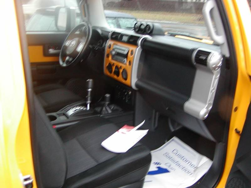 2009 Toyota FJ Cruiser Base 4x4 4dr SUV 5A in Berea