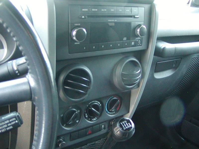 2010 Jeep Wrangler Sport 4x4 2dr SUV for sale at Berea Auto Mall