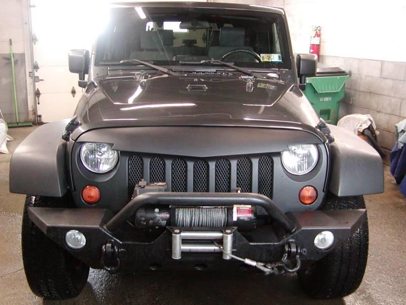 2010 Jeep Wrangler Sport 4x4 2dr SUV in Berea