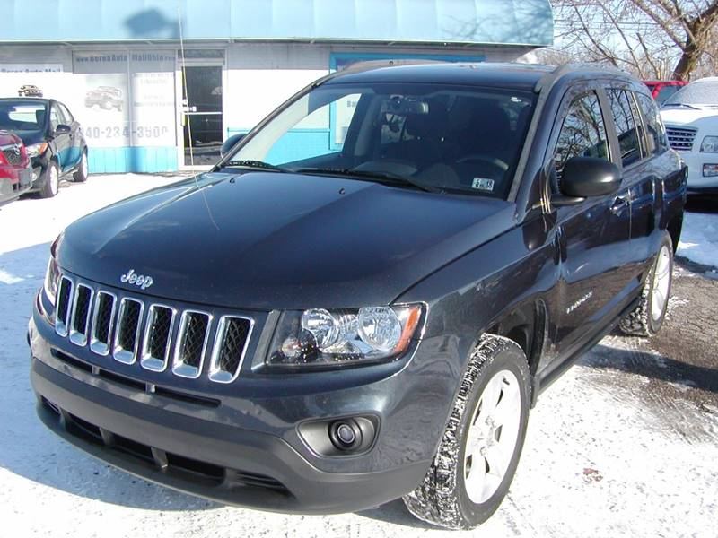 2014 Jeep Compass Sport 4x4 4dr SUV
