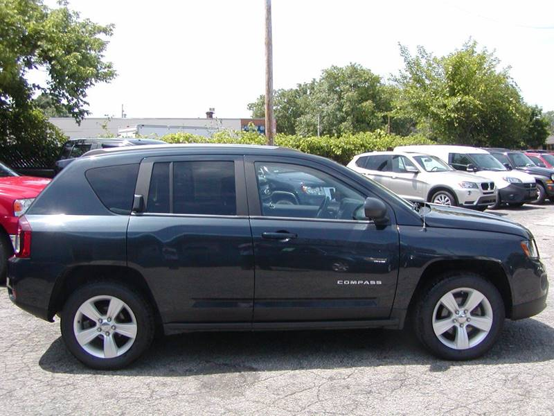 2014 Jeep Compass Sport 4x4 4dr SUV for sale at Berea Auto Mall