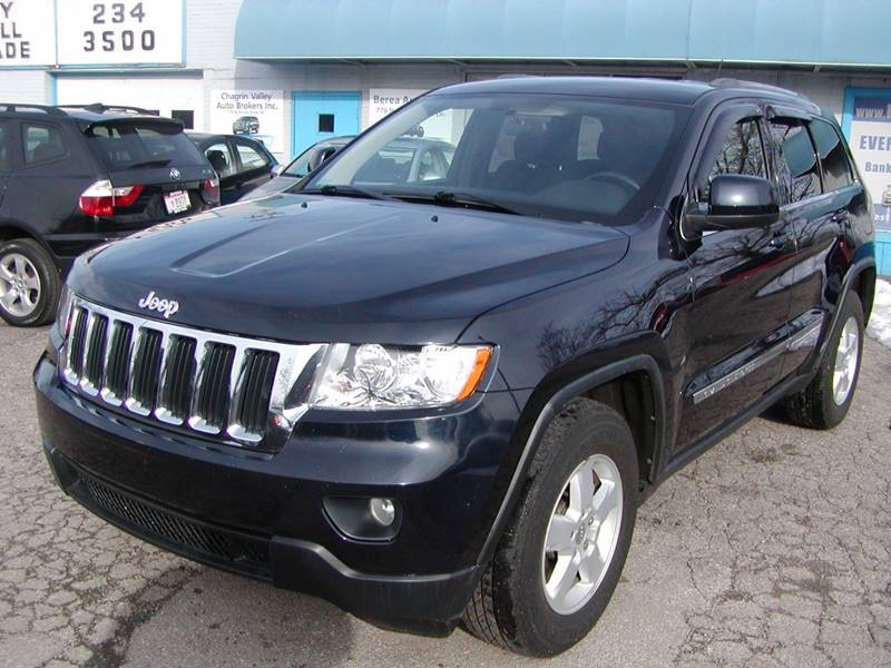 2011 Jeep Grand Cherokee Laredo 4x4 4dr SUV for sale at Berea Auto Mall
