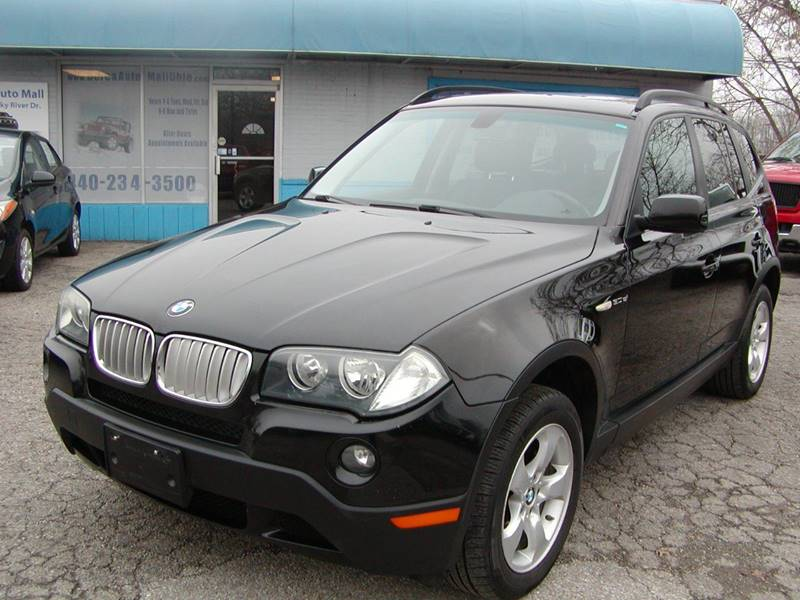 2007 BMW X3 3.0si AWD 4dr SUV for sale at Berea Auto Mall