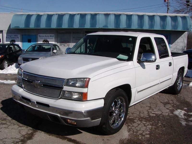2006 Chevrolet Silverado 1500 LT1 4dr Crew Cab 5.8 ft. SB for sale at Berea Auto Mall