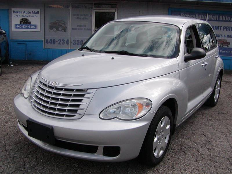 2007 Chrysler PT Cruiser Base 4dr Wagon for sale at Berea Auto Mall
