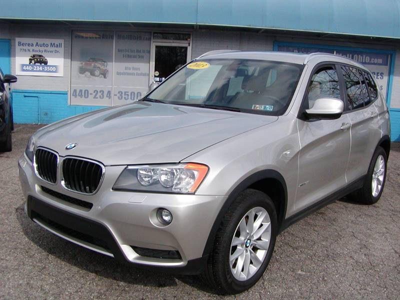 2013 BMW X3 xDrive28i AWD 4dr SUV for sale at Berea Auto Mall
