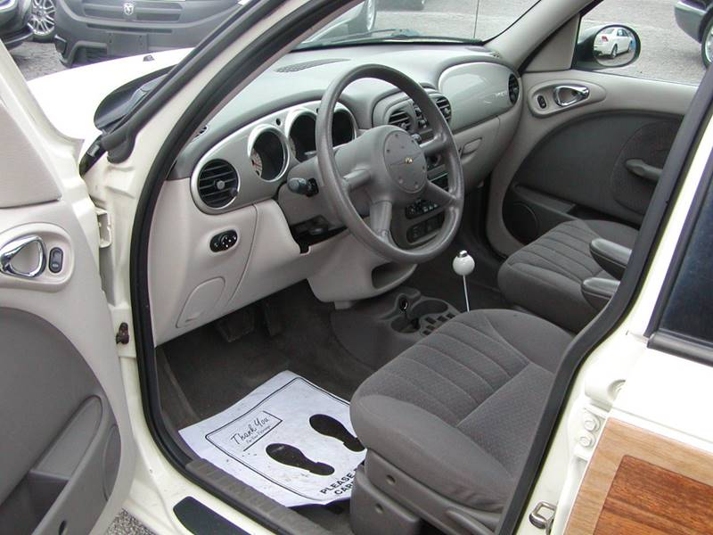 2004 Chrysler PT Cruiser Touring Edition Turbo 4dr Wagon for sale at Berea Auto Mall