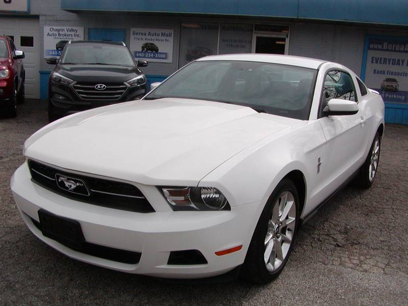2010 Ford Mustang V6 Premium 2dr Fastback for sale at Berea Auto Mall