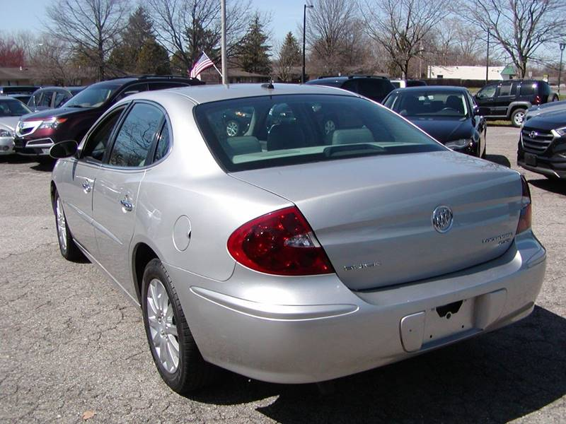2007 Buick LaCrosse CXS 4dr Sedan for sale at Berea Auto Mall