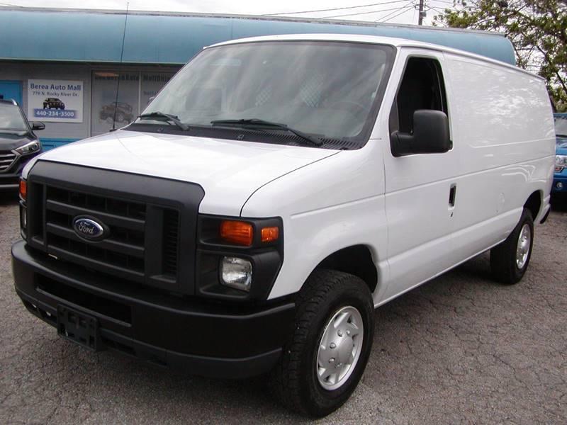 2013 Ford E-Series Cargo E 350 SD 3dr Cargo Van for sale at Berea Auto Mall