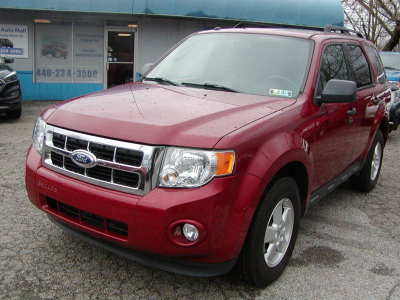 2010 Ford Escape XLT 4dr SUV for sale at Berea Auto Mall