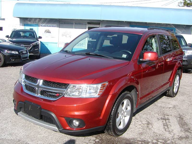 2012 Dodge Journey SXT AWD 4dr SUV for sale at Berea Auto Mall