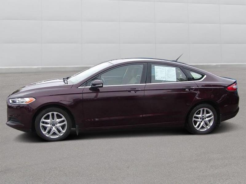 2013 Ford Fusion SE 4dr Sedan for sale at Berea Auto Mall