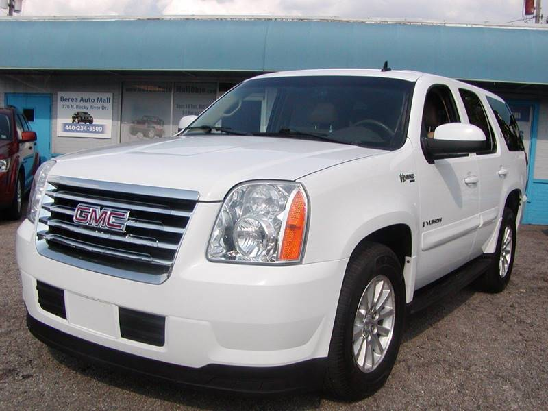 2009 GMC Yukon Hybrid 4x4 4dr SUV for sale at Berea Auto Mall