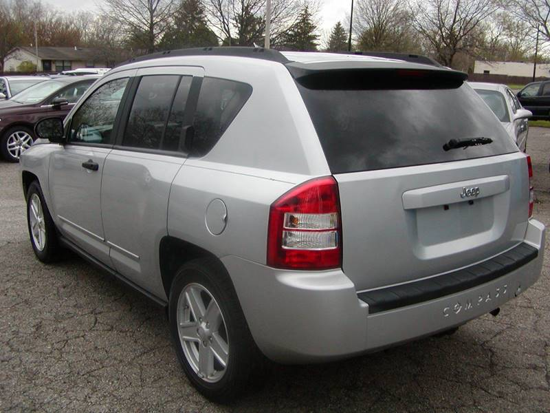 2008 Jeep Compass Sport 4dr SUV w/CJ1 for sale at Berea Auto Mall