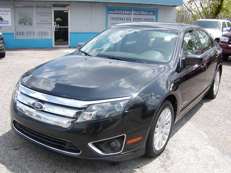 2010 Ford Fusion Hybrid Base 4dr Sedan for sale at Berea Auto Mall