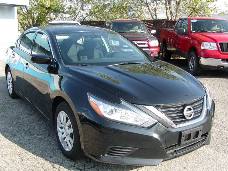 2016 Nissan Altima 2.5 S 4dr Sedan for sale at Berea Auto Mall