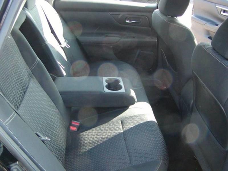2016 Nissan Altima 2.5 S 4dr Sedan for sale at Berea Auto Mall