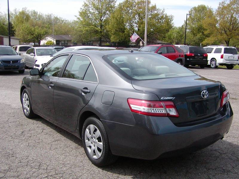 2011 Toyota Camry LE 4dr Sedan 6A for sale at Berea Auto Mall