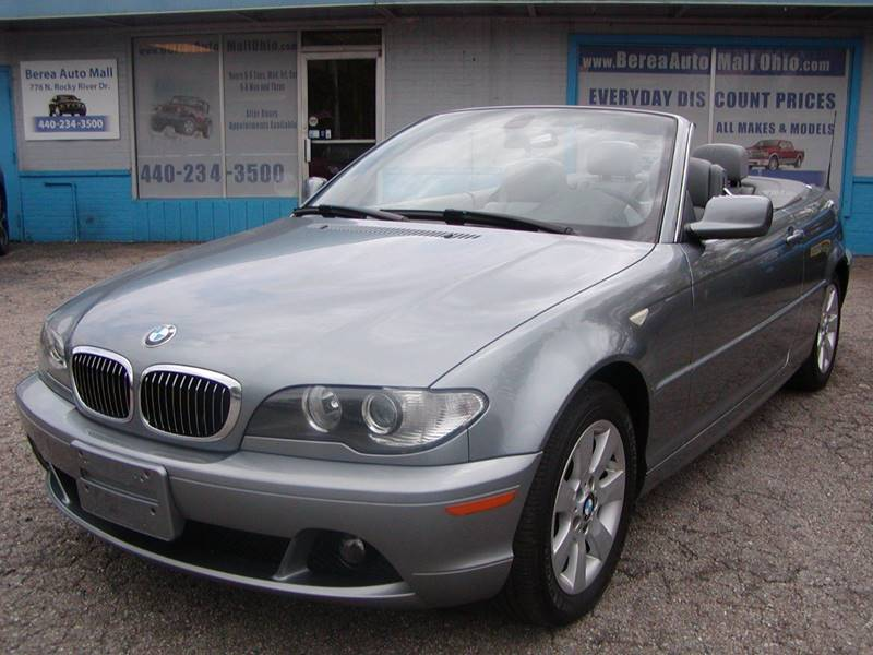 2005 BMW 3 Series 325Ci 2dr Convertible for sale at Berea Auto Mall
