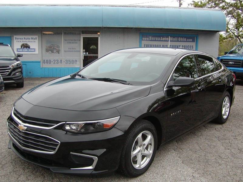 2017 Chevrolet Malibu LS 4dr Sedan for sale at Berea Auto Mall