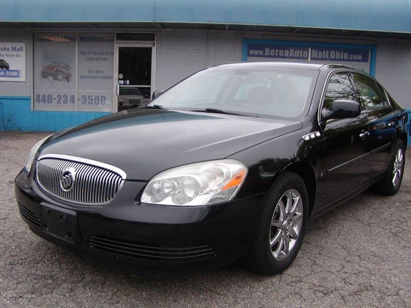 2007 Buick Lucerne CXL V6 4dr Sedan for sale at Berea Auto Mall