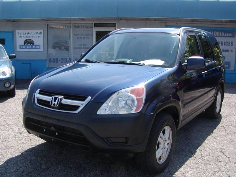 2004 Honda CR-V EX AWD 4dr SUV for sale at Berea Auto Mall