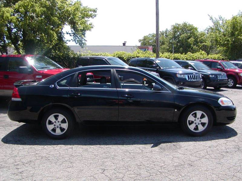 2008 Chevrolet Impala LT 4dr Sedan for sale at Berea Auto Mall