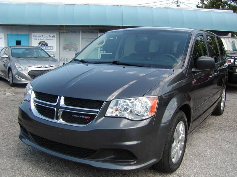 2016 Dodge Grand Caravan SE 4dr Mini Van for sale at Berea Auto Mall