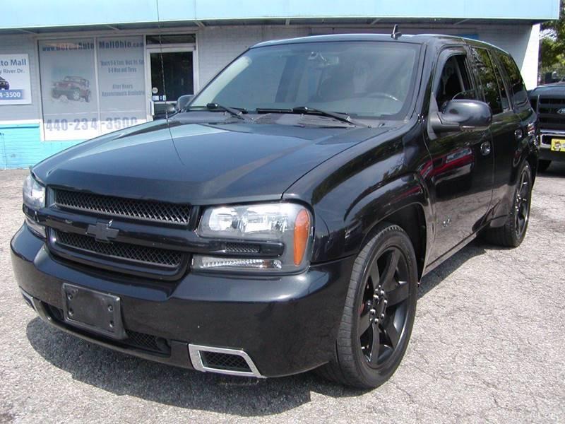 2008 Chevrolet TrailBlazer SS 4x4 4dr SUV for sale at Berea Auto Mall