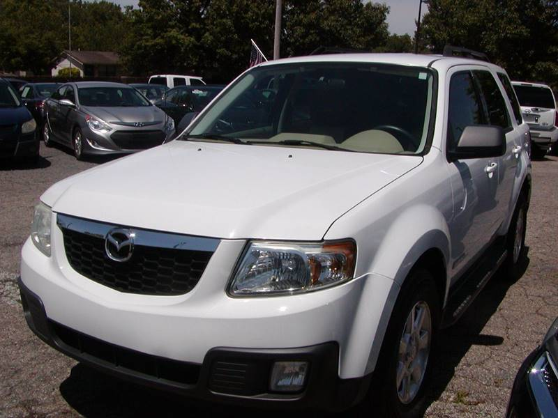 2008 Mazda Tribute s Sport AWD 4dr SUV for sale at Berea Auto Mall