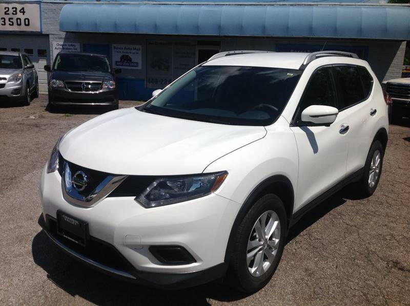 2016 Nissan Rogue SV AWD 4dr Crossover for sale at Berea Auto Mall